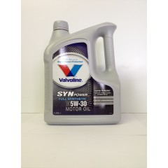 4 Liter Synpower 5W30