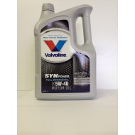 5 Liter Synpower 5W40