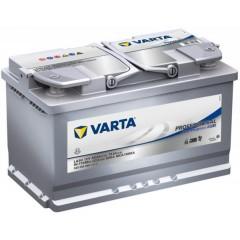 Varta Professional DP AGM LA 80