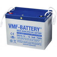 VMF GEL Deep cycle 12V 75Ah