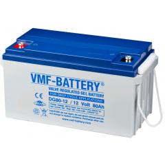 VMF GEL Deep cycle 12V 80Ah