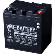 12V 28Ah S  VMF DEEP CYCLE AGM
