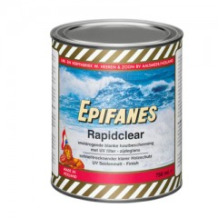 Epifanes Rapidclear met UV filter 750 ml