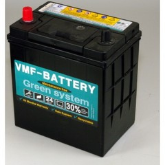 VMF Calcium 12V 35Ah 53522