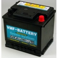 VMF Calcium 12V 50Ah 55054