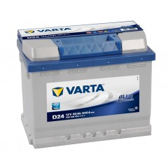 Varta Blue Dynamic 60ah D24