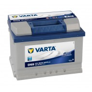 Varta Blue Dynamic 60ah D59