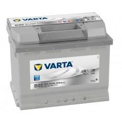 Varta Silver Dynamic 63ah D39