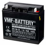 12V 18Ah VMF DEEP CYCLE AGM