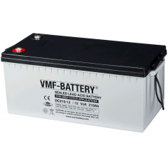 12V 210Ah VMF DEEP CYCLE AGM