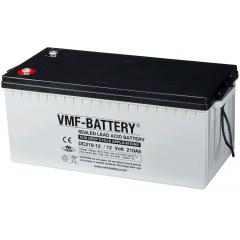 12V 210Ah VMF DEEP CYCLE AGM