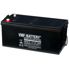 12V 250Ah VMF DEEP CYCLE AGM