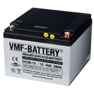 12V 28Ah VMF DEEP CYCLE AGM