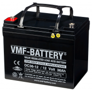 12V 36Ah VMF DEEP CYCLE AGM