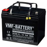 12V 36Ah VMF DEEP CYCLE AGM