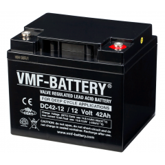 12V 42Ah VMF DEEP CYCLE AGM