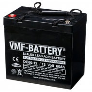 12V 60Ah VMF DEEP CYCLE AGM