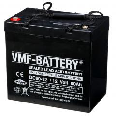 12V 60Ah VMF DEEP CYCLE AGM