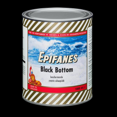 Black bottom Epifanes
