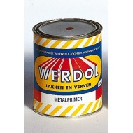 Werdol Metalprimer 2 ltr