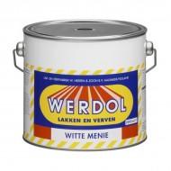 Witte menie Werdol