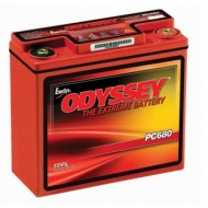 Odyssey PC 680  12V 17Ah