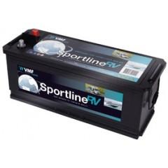 Recreatieaccu Sportline VMF 140M