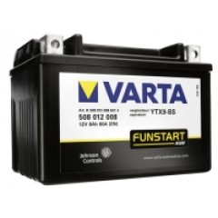 YT4L-BS Varta AGM accu 12volt