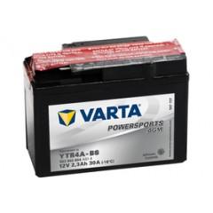 YTR4A-BS Varta AGM accu 12volt